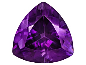 Amethyst 20mm Trillion 21.90ct