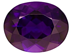 Amethyst 9x7mm Oval 1.50ct