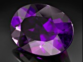 Amethyst 14x10mm Oval 5.50ct