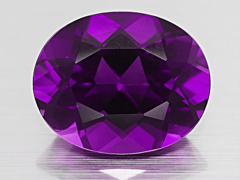 Amethyst 10x8mm Oval 2.25ct