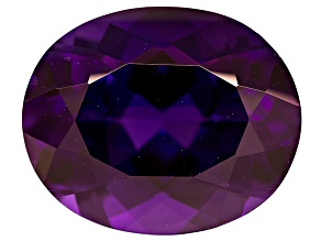 Amethyst 11x9mm Oval 3.15ct