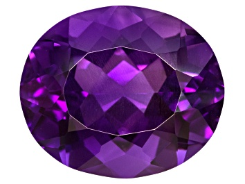 Picture of Amethyst 12x10mm Oval 4.00ct