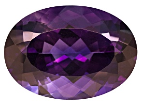 Amethyst Oval 25.00ct