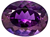 Amethyst Oval 18.00ct