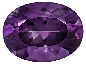 Amethyst 16x12mm Oval 8.00ct