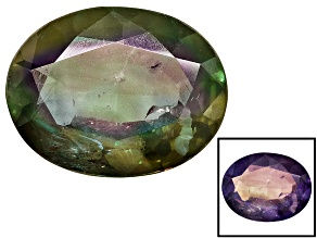 Brazilian Alexandrite Minimum 1.00ct mm Varies Oval Very Strong Color Change