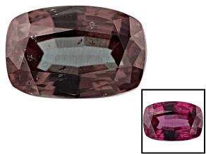 Garnet Color Change 10x6.7mm Rectangular Cushion 3.38ct
