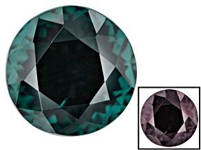 1.51ct Masasi Blue Color Change Garnet 6.2mm Round