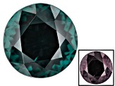 1.51ct Masasi Blue Color Change Garnet 6.2mm Round