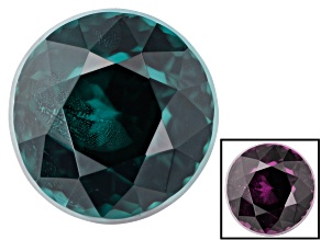 1.20ct Masasi Blue Color Change Garnet 5.5mm Round