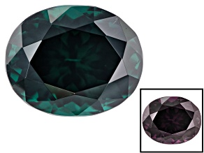 2.05ct Masasi Blue Color Change Garnet 8x6.5mm Oval
