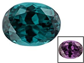 1.00ct min wt. Masasi Blue Color Change Garnet Varies mm Oval