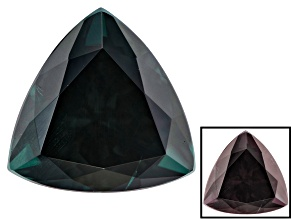 1.49ct Masasi Blue Color Change Garnet 7mm Triangle