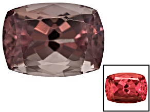 Garnet Color Change 10.5x8.5mm Rectangular Cushion 4.20ct