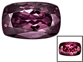 Garnet Color Change 10.25x6.5mm Rectangular Cushion 2.45ct