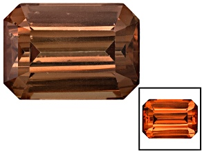 Color Change Garnet Minimum 2.40ct  mm Varies Emerald Cut
