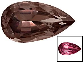 Garnet Color Change Pear Shape 3.01ct