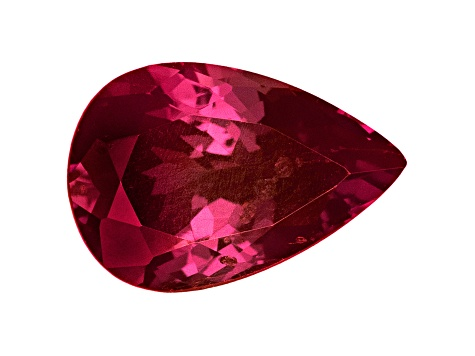 Garnet Color Change Pear Shape 3.34ct
