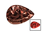 Garnet Color Change Pear Shape 5.02ct