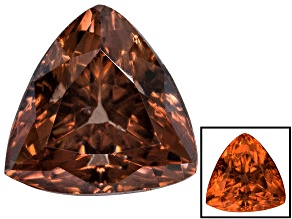 Garnet Color Change 6.5mm Trillion 1.80ct