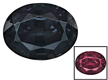 Picture of Garnet Color Shift 9.75x7.55x5.88mm Oval 3.54ct