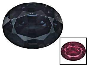 Garnet Color Shift 9.75x7.55x5.88mm Oval 3.54ct