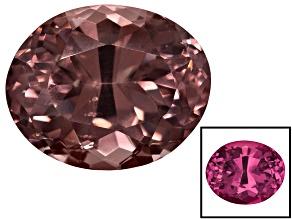Garnet Color Change 10x8mm Oval 3.75ct