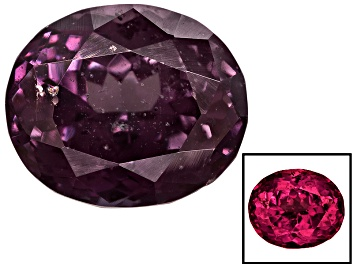 Picture of Garnet Color Shift 12.2x10.25x7.97mm Oval 8.33ct