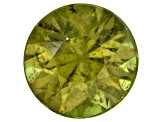 Garnet Demantoid 5mm Round Set 1.35ctw
