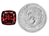 Garnet 9mm Square Cushion 3.50ct