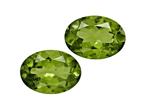 Vesuvianite 7x5mm Oval Set 1.50ctw