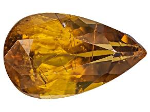 Bastnaesite Pear Shape 1.25ct