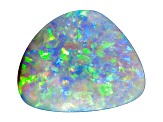Black Opal 17.5x14mm Free Form Cabochon 4.56ct