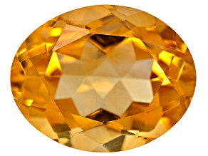 Citrine 10x8mm Oval 2.25ct