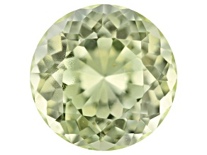 Chrysoberyl 6.7mm round 1.30ct