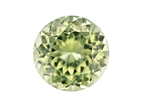 Chrysoberyl 6.3mm round 1.08ct