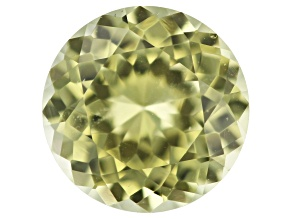 Chrysoberyl 6.6mm round 1.11ct