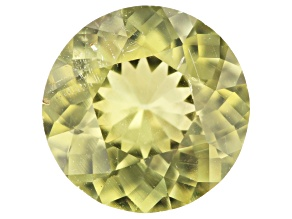 Chrysoberyl 7mm round 1.12ct