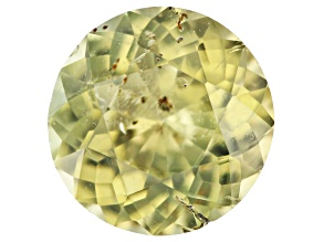 Chrysoberyl 6.7mm round 1.16ct