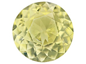Chrysoberyl 7mm round 1.04ct