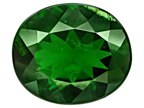 Chrome Diopside mm Varies Oval 4.20ct