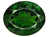 Chrome Diopside 11x9mm Oval 3.50ct