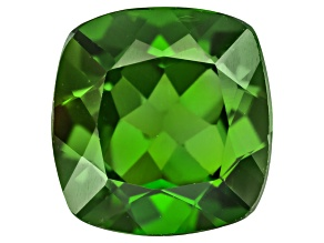 Chrome Diopside 7mm Square Cushion 1.25ct