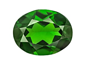 Chrome Diopside 9x7mm Oval 1.50ct