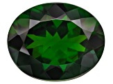 Chrome Diopside 11x9mm Oval 2.75ct