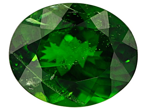 Chrome Diopside 3.03ct 10.5x8.5mm Oval