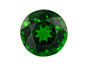 Chrome Diopside 2.76ct 9mm Round