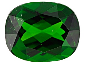 1.91ct  Chrome Diopside 9x7mm Rect Cush