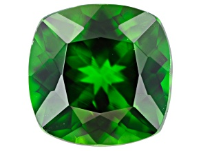 Chrome Diopside 7.5x7.5mm Square Cushion 1.74ct
