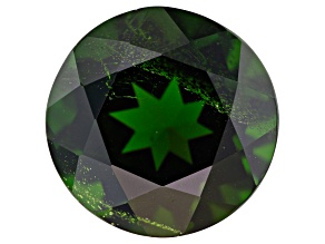 Chrome Diopside 10mm Round 4.15ct